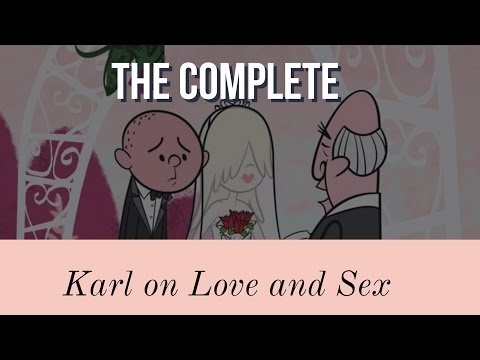 The Complete Karl Pilkington's Love, Sex and Romance (featuring Ricky Gervais & Stephen Merchant) (видео)