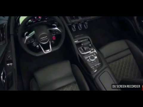 Siêu xe Audi R V Plus Spyder