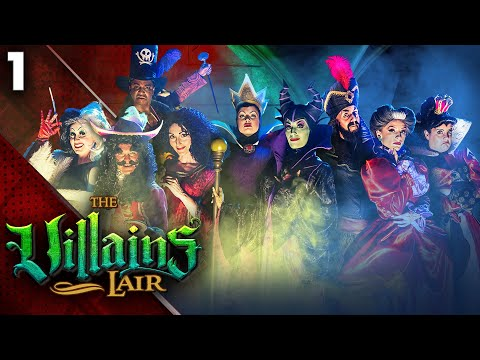 What Goes Around Comes Around - The Villains Lair (Ep 1) A Disney Villains Musical