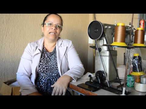 OSMARINA MAGALHÃES | O avesso da produção calçadista em Birigui - Ep. 7