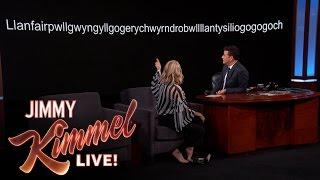 Video Naomi Watts' Unpronounceable Town Name MP3, 3GP, MP4, WEBM, AVI, FLV April 2018