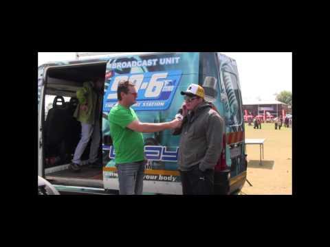 Feesvoete   Hans Drom   Gerhard Steyn   Tekkie fees 2012