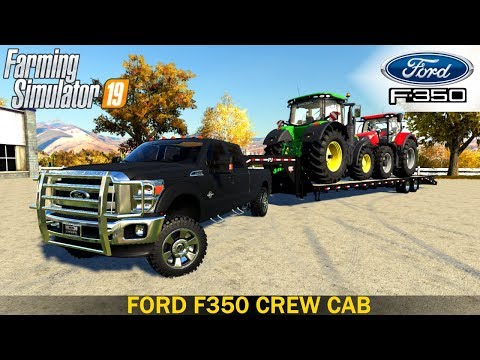 Ford F350 Crew Cab beta