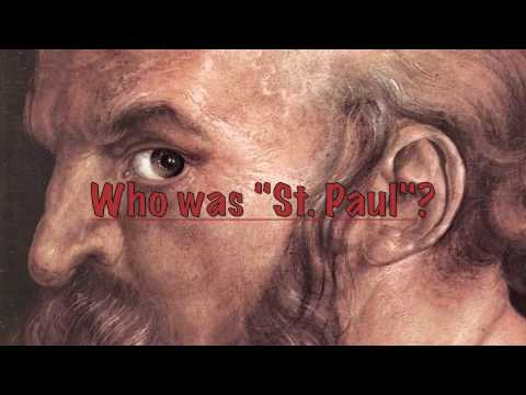 St. Paul - Who was