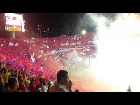 MEDELLIN 1 V.s 0 nacional //Salida De La Rexixtenxia Norte - Rexixtenxia Norte - Independiente Medellín