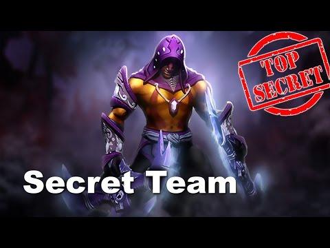 Secret Team 16th Win Streak, 10 Man Rampage Dota 2