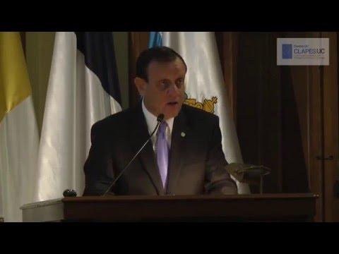 """Seminario """"Orden Público Económico y Nueva Constitución"""", Parte I"""