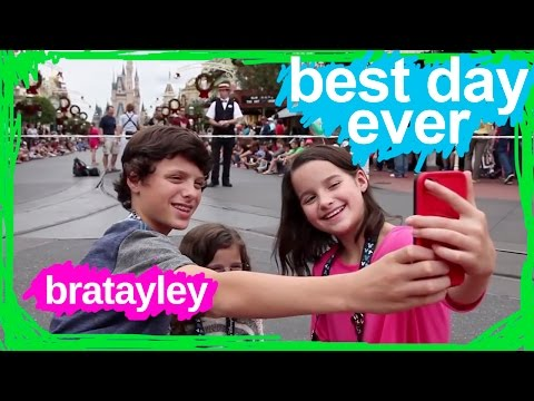Ever - Bratayley ran around Walt Disney World collecting pins and spying characters! Who is your favorite character they saw? Subscribe for more! ▻ http://di.sn/ruc Did you see Bratayley's Hidden...