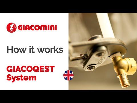 Giacomini Giacoqest - видео пособие