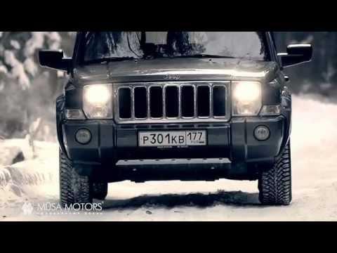 Jeep Commander Musa Motors промо Jeep Commander