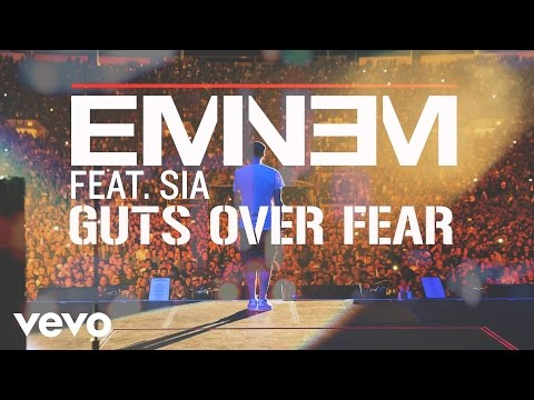 Eminem – Guts Over Fear (Music Video) ft. Sia