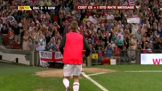 Soccer Aid 2012 Full Match