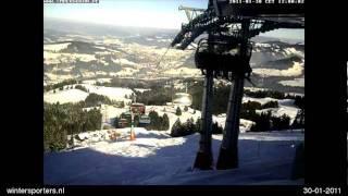 Oberstaufen webcam time lapse 2010-2011