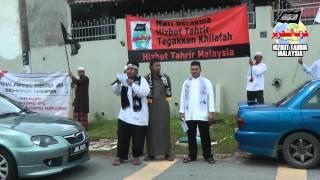 Gelang Patah Malaysia  city photos : Seruan Hizbut Tahrir Malaysia: Khilafah Abad 21 Masjid Gelang Patah, Johor