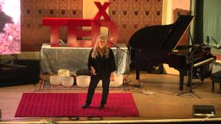 Breaking sound barriers - music as mirror, mediator&mystic: Ingrid Bianca Byerly at TEDxCincinnati