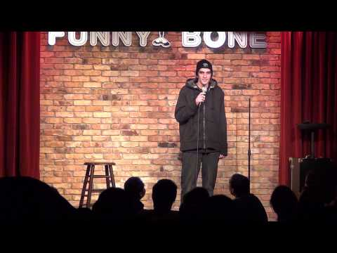 Vincent Gulino at the Cincinnati Funny Bone 2-6-13