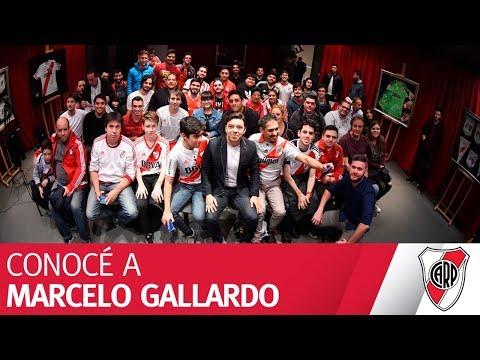 Marcelo Gallardo en Conocé a tu ídolo