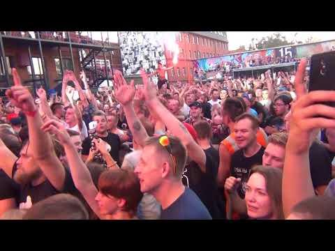 F.Р.G - Племя @ Панки в городе Flасоn Москва 11.08.2018 - DomaVideo.Ru