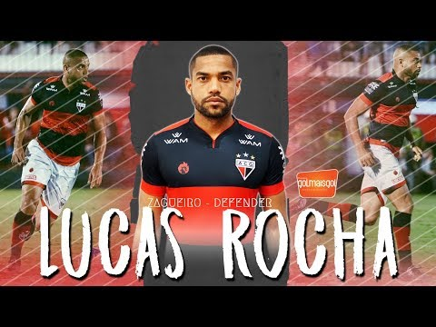 LUCAS ROCHA // ZAGUEIRO // Lucas da Silva Rocha