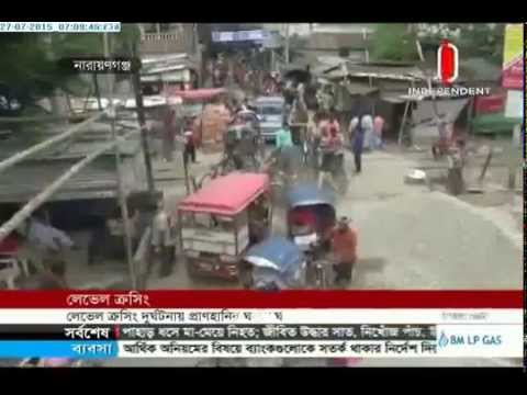 Accidents at level crossings on rise (27-07-2015)