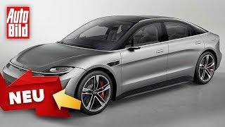 Sony Vision-S (2020): Kommentar - CES - Studie - Elektro by Auto Bild