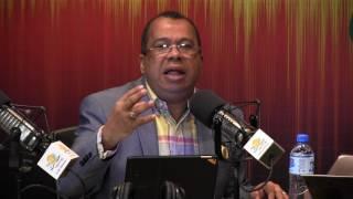 Euri Cabral comenta para someter una persona a la justicia hay que tener argumento y pruebas