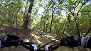 4. 2-Stroke Enduro Dirt Bike Trail Riding - 2007 KTM 250 XC-W