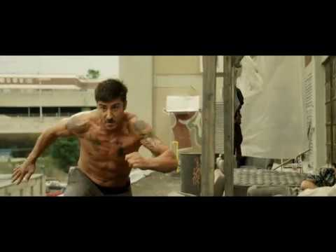 Brick Mansions movie ACTION part(Crazy actions)