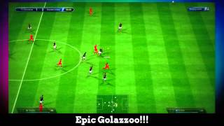 [FIFA Online 3] Epic Golazzzooo by Neymar!!!, fifa online 3, fo3, video fifa online 3