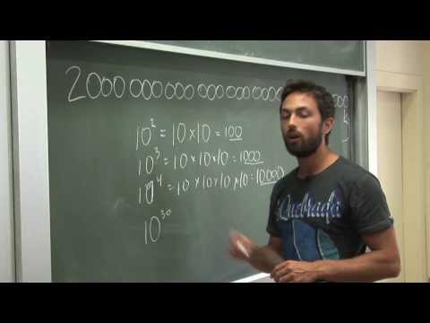 scientific - Scientists have to work with some very large and some very small numbers. To represent these numbers more easily, they use scientific notation. Scientific no...