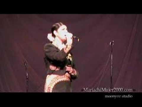 Mariachi Mujer 2000 - Déjame
