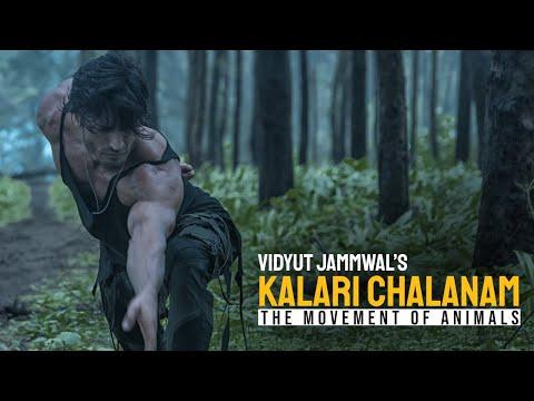 Vidyut Jammwal's Kalari Chalanam - The Movement of Animals | Kalaripayattu | Martial Arts