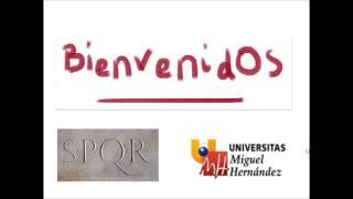 Umh1191 2013-14 Lec000 Presentación Derecho Romano (2/2)