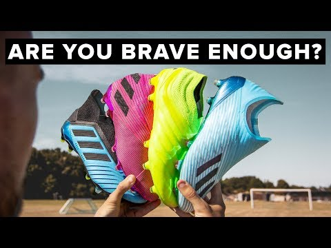 Crazy New Adidas Football Boots | Play Test On Pitch