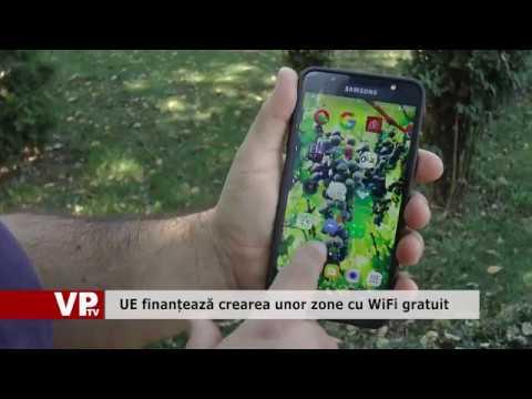 UE finanțează crearea unor zone cu WiFi gratuit