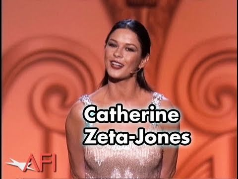 michael douglas - Catherine Zeta-Jones sings and performs a broadway number for her husband at the 37th AFI Life Achievement Award: A Tribute To Michael Douglas (2009). CONNEC...