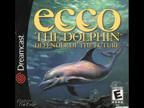 ecco the dolphin - defender of the future sega dreamcast rom