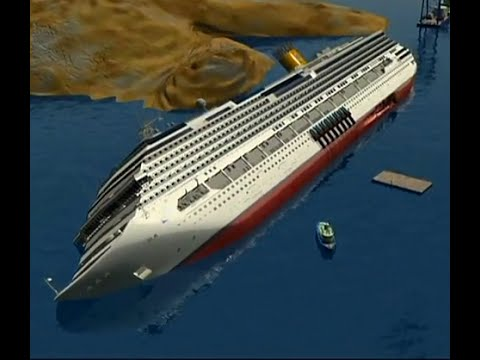 The Raising of The Costa Concordia (2014) - Nat Geo doc about the $1 billion engineering effort to raise and salvage the doomed cruise ship