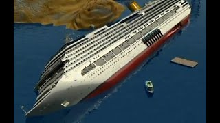 Video The Raising of The Costa Concordia MP3, 3GP, MP4, WEBM, AVI, FLV Juni 2019
