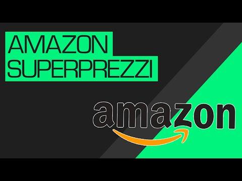 Prezzi Amazon bassissimi, cosa è successo?