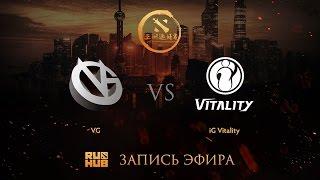 Vici Gaming vs IG.V, DAC China qual, game 2 [Tekcac, Lex]