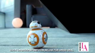 Click Brookstone.com http://www.dpbolvw.net/click-7929782-12333009-1448899651000 for special deals. The Trend LA takes a look at the new Star Wars Droid,