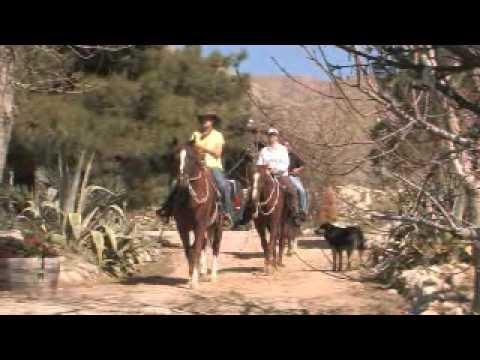 Crazy Horse Ranch - Best Horseback Riding - California 2009