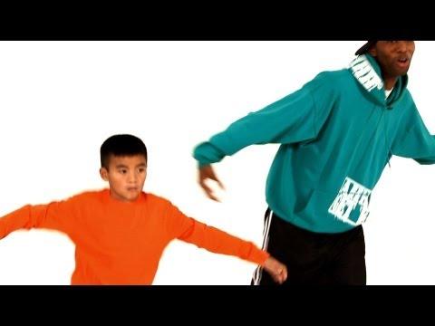 Хип-Хоп: обучаемся, импровизируем. Видео урок для начинающих.