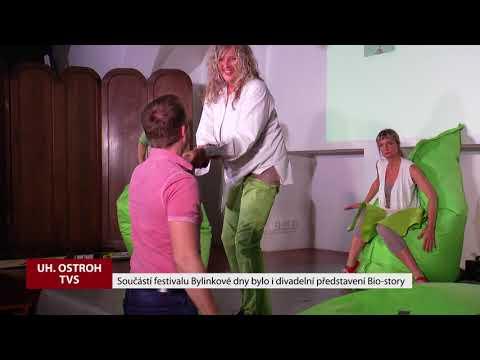 TVS: Uherský Ostroh - Bylinkové dny