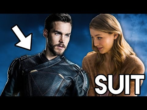 Mon-El's Legion Suit BREAKDOWN - Supergirl 3x10 Promo