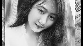 Video Beautiful Girl Drawing _ Hướng Dẫn Vẽ Girl Xinh  _ DP Truong MP3, 3GP, MP4, WEBM, AVI, FLV September 2018