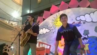 perform JPS bawain lagu Hanacaraka di Galeria Mal