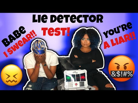 COUPLES LIE DETECTOR TEST (HE WANTS HIS EX BACK!!!)