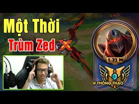 Mid Zed vs Camille - Lâu Nắm Rồi Mới Được Chơi Zed | Vẫn Ghê Như Ngày Nào - Trâu best Udyr - Thời lượng: 24 phút.